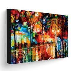 Art Industry - Cuadro Decorativo Camino 7 - 70 x 50 cm