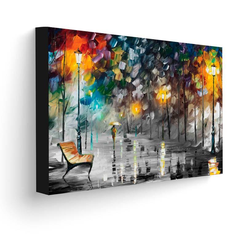 Art Industry - Cuadro Decorativo Camino 10 - 70 x 50 cm