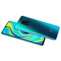 Xiaomi - Celular xiaomi redmi note 9s 64 gb azul
