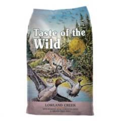 Taste of the wild - Taste Of The Wild Lowland Creek 5lb