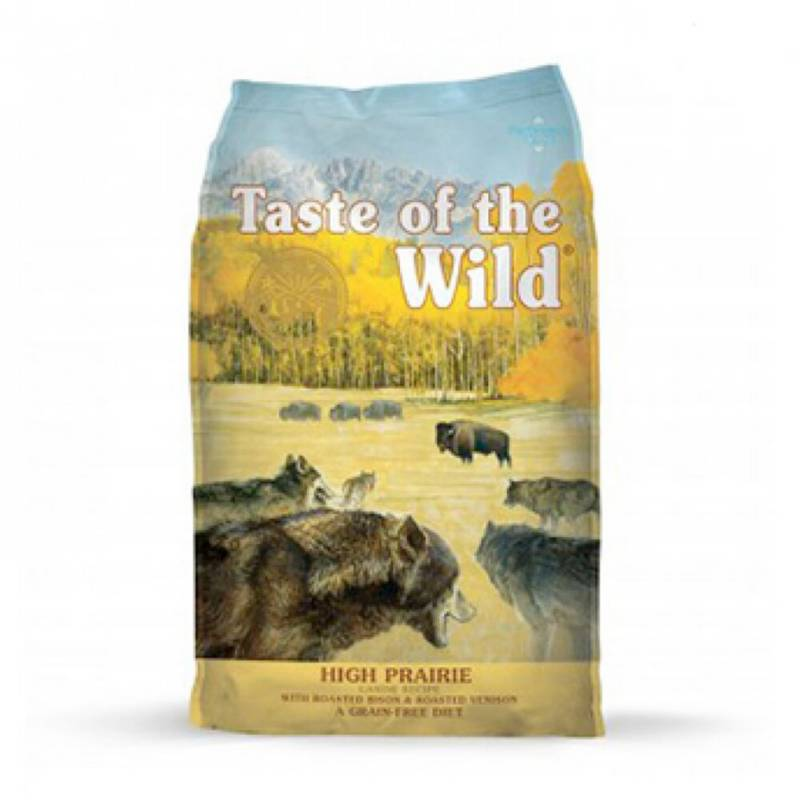 Taste of the wild - Taste Of The Wild High Prairie Canine 5 Lb