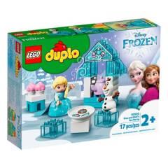 Lego - Lego Duplo Fiesta de Té de Elsa y Olaf