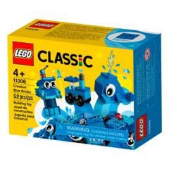Lego - Lego Classic Ladrillos Creativos Azules