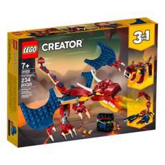 Lego - Lego Creator Dragón Escupefuego