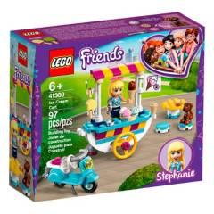 Lego - Lego Friends Heladeráa Movil