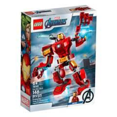 Lego - Lego Marvel Avengers Maquina de Iron Man