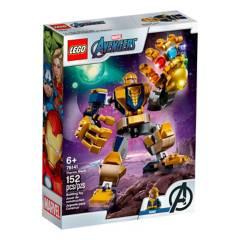 Lego - Lego Marvel Máquina de Thanos