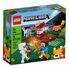 Lego - Lego Minecraft la Aventura de Taiga