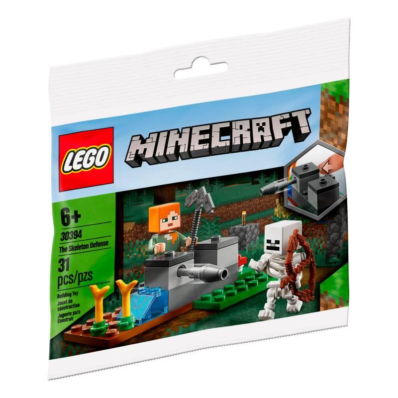 Lego - Lego Minecraft defensa Skeleton