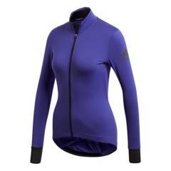 Adidas - Camiseta Manga larga ciclismo Mujer
