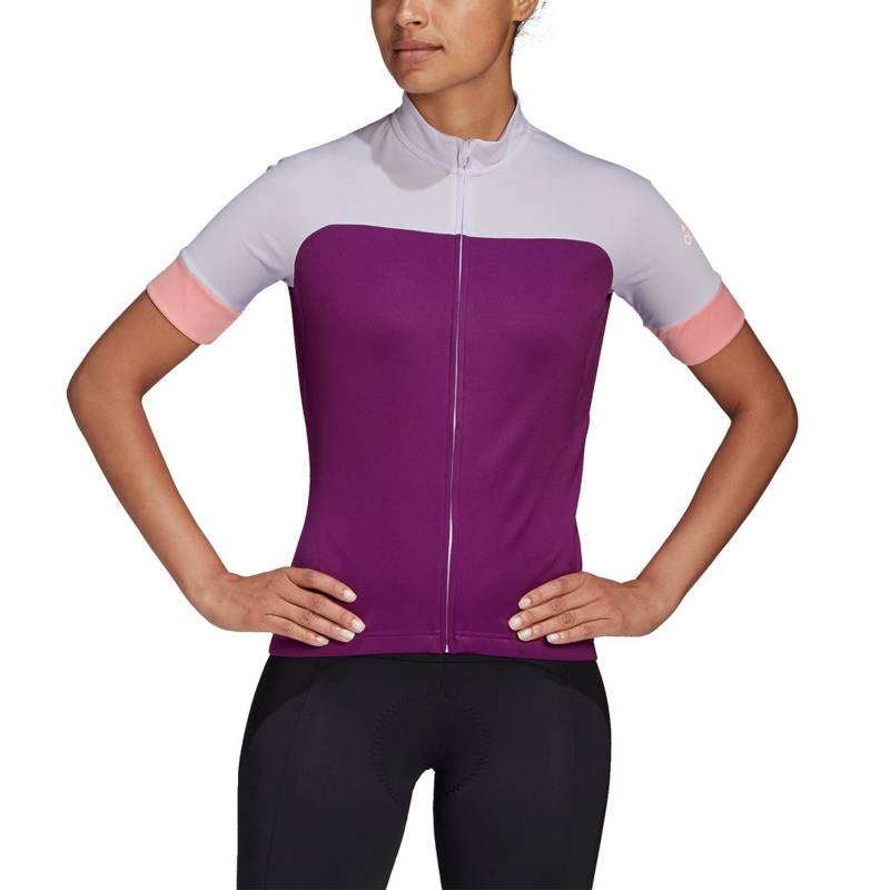 Adidas - Camiseta Manga corta ciclismo Mujer