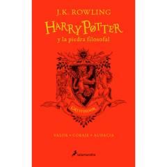 Penguin Random House - Harry Potter Y La Piedra Filosofal 1 - Gryffindor