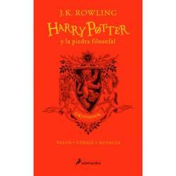 Salamandra - Harry Potter Y La Piedra Filosofal 1 - Gryffindor