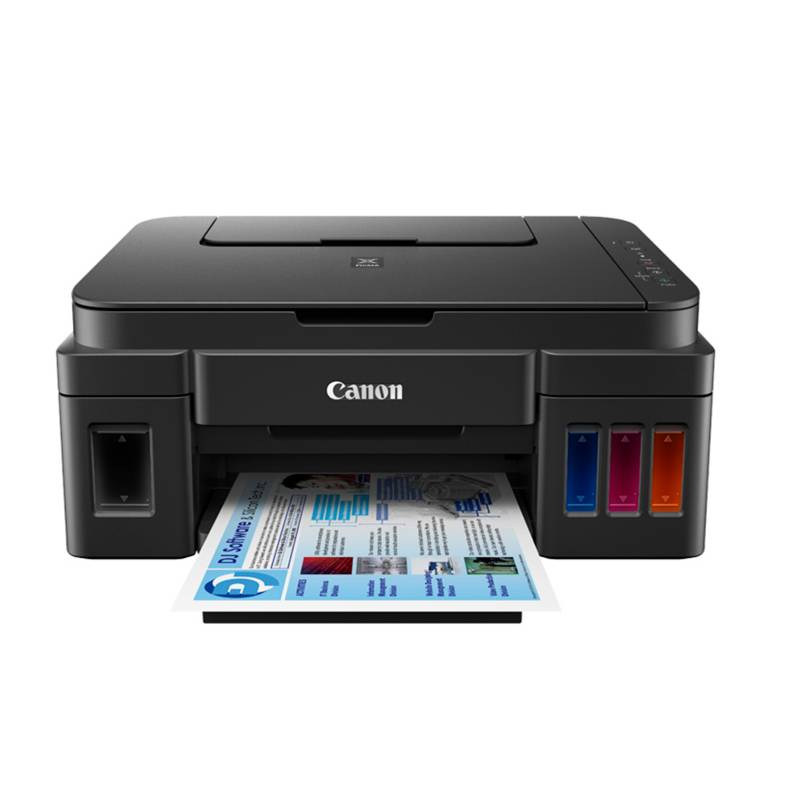 Canon - Impresora Multifuncional Canon G2101