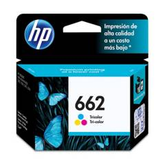 HP - Tinta Color 662 Hp