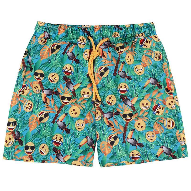 Emoji - Pantaloneta de baño Niños Emoji