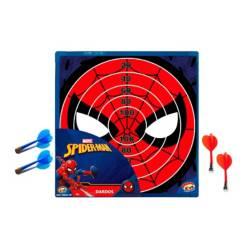 Spider-man - Spiderman Juego De Dardos Con Pizarra