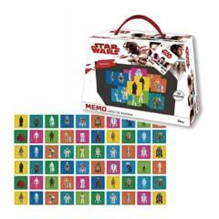 Star Wars - Star Wars Memorice 60 Piezas