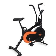 Homesale - Bicicleta estatica 2 en 1 con función de remo