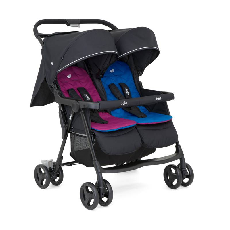 Joie - Coche Duo Joie Aire TwinRosy