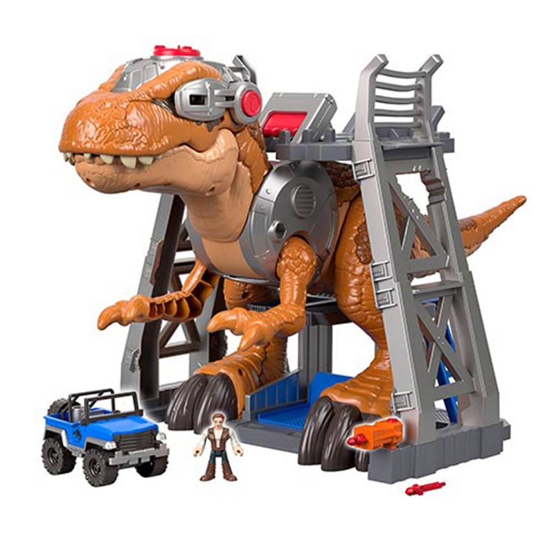 Fisher Price - Fisher Price Imaginext Gran T.Rex