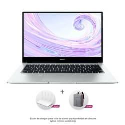 Huawei - Portátil Huawei Matebook D14 14 pulgadas AMD RYZEN R5 8GB 512GB