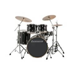 Ludwig - Bateria evolution outfit 22´ w/hard & zbt pack