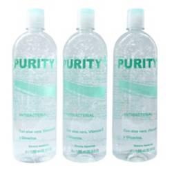 Purity + - Gel Antibacterial Purity+ 3 Unidades De 1000 Ml