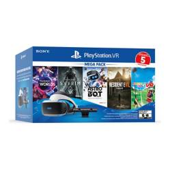 Sony - Consola Bundle PS4 VR 5 Game Mega Pack