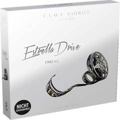 Asmodee Studio - T.I.M.E. Stories: Estrella Drive