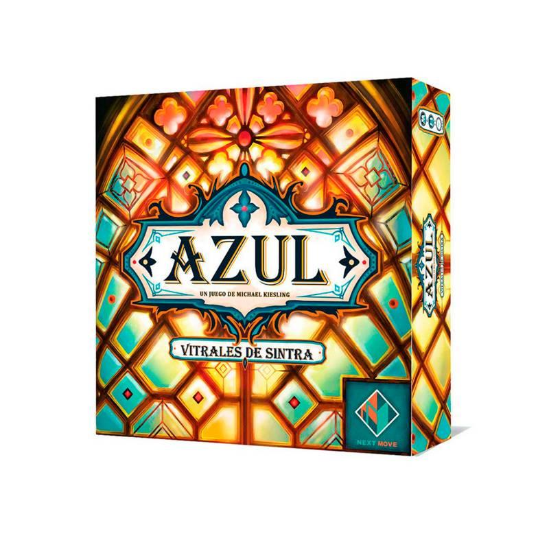 Asmodee Studio - Azul: Vitrales de Sintra