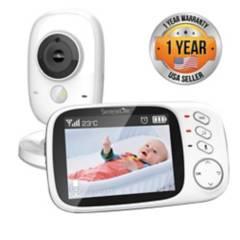 SERENELIFE - Monitor de vídeo para bebé