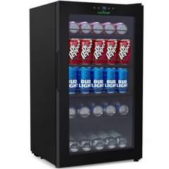 Nutrichef - Enfriador de bebidas 102 latas