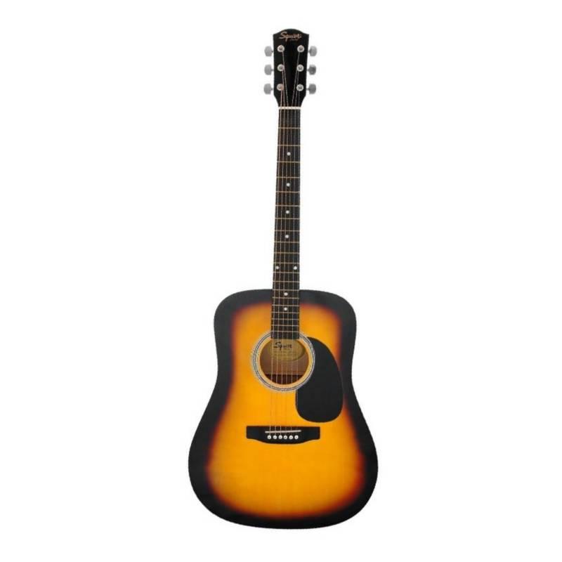 Fender - Guitarra electroacust fender sq sa-105 con eq-4