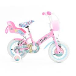 Barbie - Bicicleta Infantil Barbie 12 pulgadas