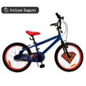 Superman - Bicicleta Infantil Superman 16 pulgadas