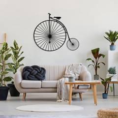 DECASA - Aplique bicicleta antigua