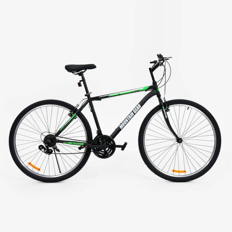 Mountain Gear - Bicicleta De Montaña Mountain Gear Stork 29 Pulgadas