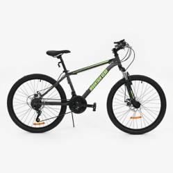 Mountain Gear - Bicicleta De Montaña Mountain Gear Vulture 24 pulgadas
