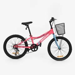 Mountain Gear - Bicicletas Urbana Mountain Gear Cardinal 20 Pulgadas