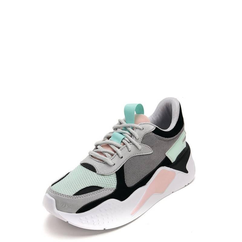 Tellenzi - Tenis moda tellenzi mujer 447 sneakers verde menta
