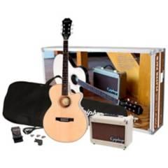 Epiphone - Guitarra electroacust epiphone eep4nach1 pre-4ekit