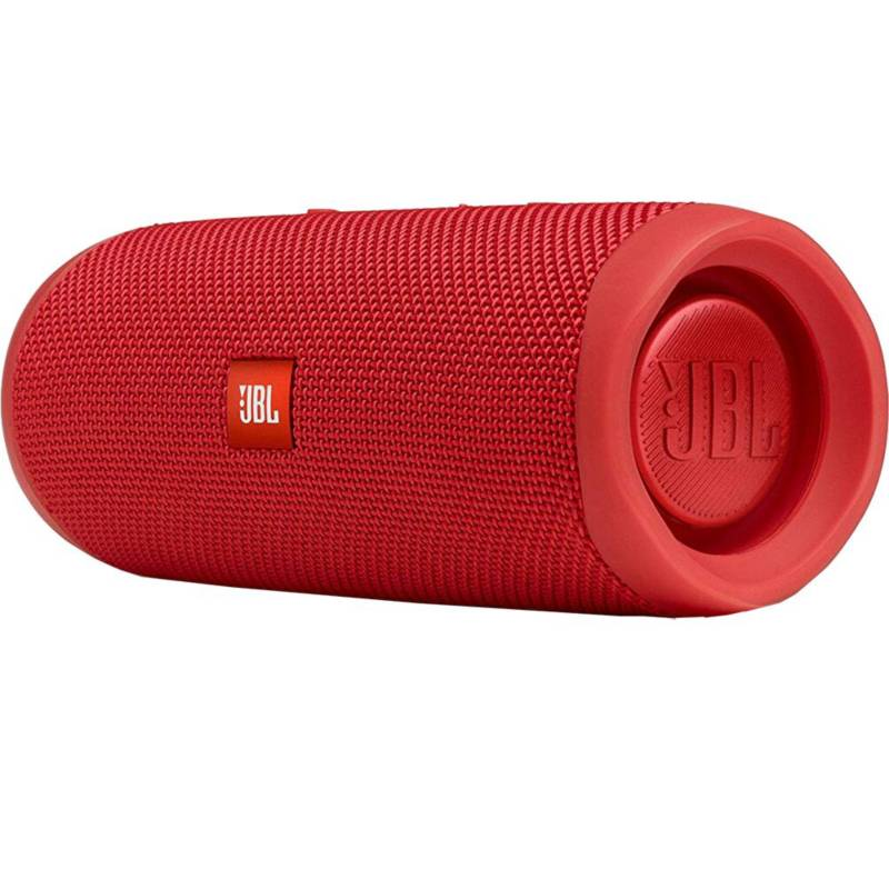JBL - Parlante portátil jbl flip 5  bluetooth rojo