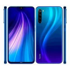 Xiaomi - Celular xiaomi redmi note 8 128g azul