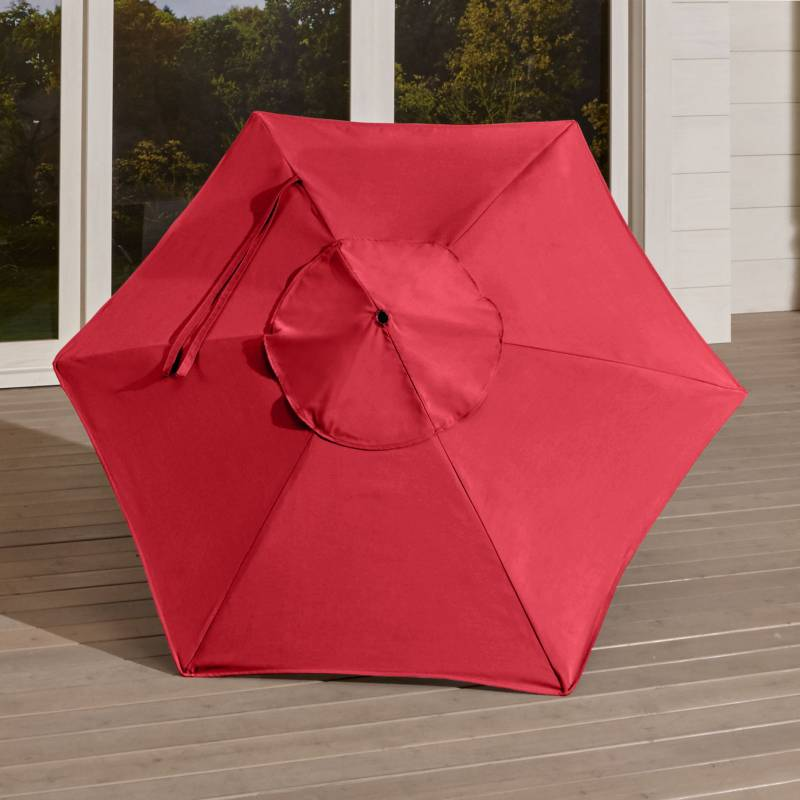 Crate & Barrel - Funda para Sombrilla Redonda 183 cm