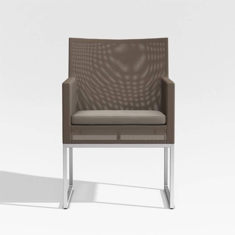 Crate & Barrel - Silla de Comedor Dune 87 cm
