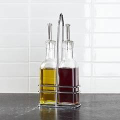 Crate & Barrel - Setx 2 Contenedores para Aceite y Vinagre