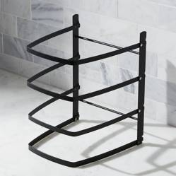 Crate & Barrel - Rack Baker para Enfriar de 4 Niveles