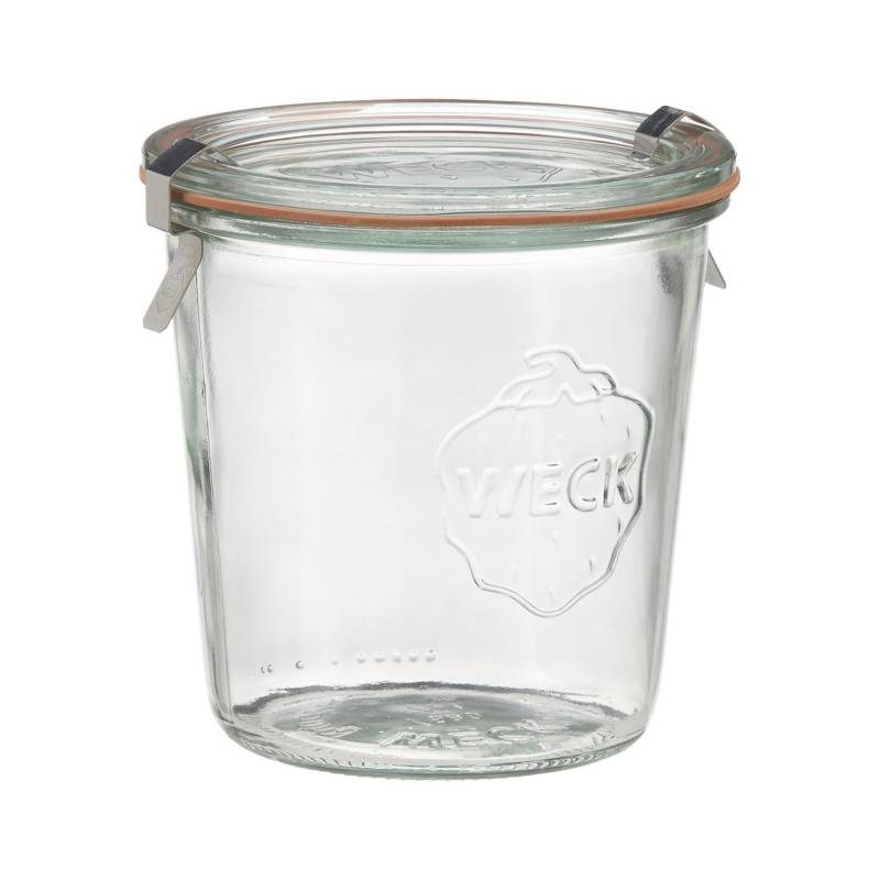 Crate & Barrel - Frasco Weck de 532 ml