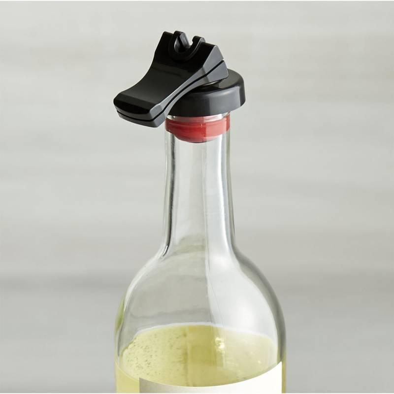Crate & Barrel - Tapón para Botellas de Vino